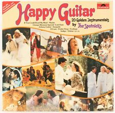 Happy Guitar  The Spotnicks Vinyl Record