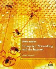 Computer Networking and the Internet by Fred Halsall (2005, Hardcover, Revised)