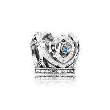 Pandora plata encanto de la corona de Disney Elsa S925 Ale
