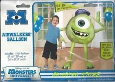 "MONSTERS UNIVERSITY MIKE 54"" JUMBO AIRWALKER FOIL BALLOON PARTY FAVOR"