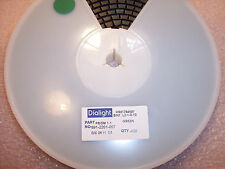QTY (400) 591-2201-007 DIALIGHT 3mm 2 PIN SMD LEDS HIGH INTENSITY GREEN