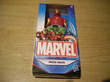 "MARVEL - DC COMICS - SUPERHERO - COMIC BOOK HEROES - 6"" IRON MAN FIGURE - NEW"