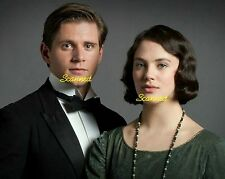 Allen Leech & Jessica Brown Findlay DOWNTON ABBEY Tom & Lady Sybil picture #3555