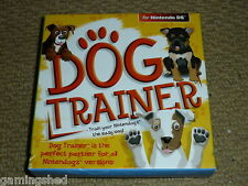 NINTENDO DS LITE DOG TRAINER for NINTENDOGS DS GAME CARTRIDGES - NEW! Cheat Cart