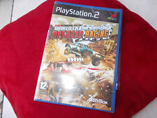 WORLD CHAMPIONSHIP OFF ROAD RACING   PS2