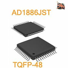 AD1886JST DAC IC AD1886JSTZ TQFP-48 AD1886 UK Stock
