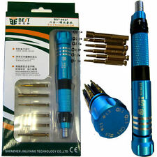 6 in 1 8927b Tool Kit Set Punte Per iPhone 4 4g 4s 5 5g 5c 5s se 6 6s Plus