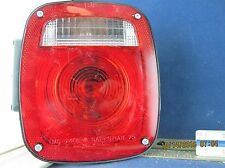 Truck Trailer Tail Light Reverse & License Universal Three-Stud R/H Side [A1S2]