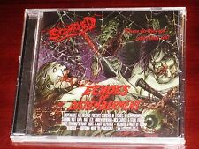 Scorched: Echoes Of Dismemberment CD 2016 DDR Unspeakable Axe Records UAR033 NEW