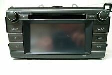 Toyota RAV 4 Radio Multimedia 86140-42210 510011