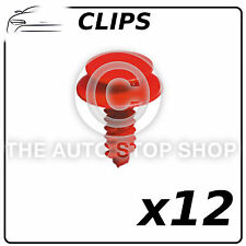Clips Door Pannels For Fiat Seicento/500/Panda 2004/Lancia Lybra etc 10202 12PK
