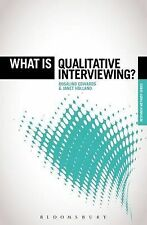 What is Qualitative Interviewing? by Professor Janet Holland, Professor...