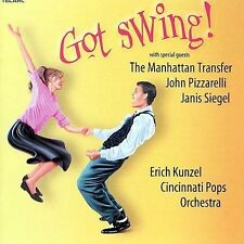 Got Swing!, Kunzel/Cincinnati Pops, Very Good