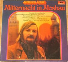 James Last, Mitternacht in Moskau, VG+/VG+  LP (6986)