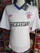 NEW Jersey Glasgow Rangers 2012/13 (L) Away Umbro Scotland Shirt Trikot Maglia