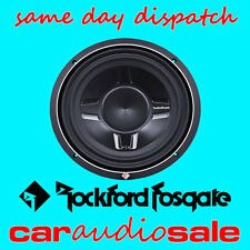 "ROCKFORD FOSGATE P3SD4-10 10 INCH 600 WATT CAR SUBWOOFER 10"" SHALLOW DUAL 4 OHM"