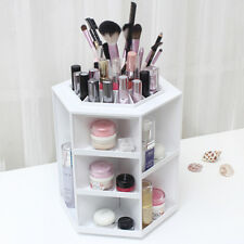 Rotating Make up Organizer Cosmetic Display Brush Lipstick Storage Stand CC