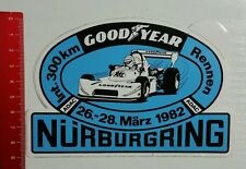 Aufkleber/Sticker: Good Year - ADAC - Nürburgring (150316137)