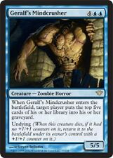 Dark Ascension ~ GERALF'S MINDCRUSHER rare Magic the Gathering card