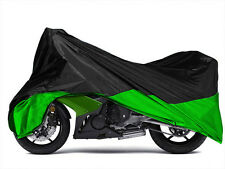 Green L Motorcycle Cover For Kawasaki EX Ninja 250 650 R ZX 6R 636 7R 9R 10R
