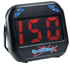 Speedtrac x Sports Radar / velocità PISTOLA Checker per tennis, CALCIO, CRICKET, GOLF