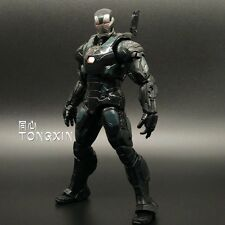 """2017 Marvel 6.3"""" Game War machine toy Hot Action Statue Figure Crazy Toys"""