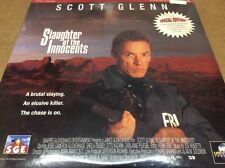 Slaughter of the Innocents LASERDISC LD SP ED-Scott Glenn/Jesse Cameron NEW