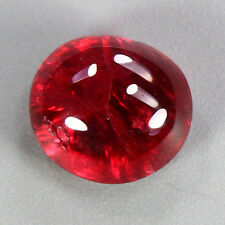 2.36 CTS_WOW !! AMAZING RING SIZE CABOCHON_100 % NATURAL BLOOD RED SPINEL_BRMA