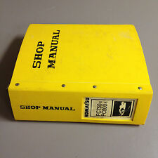 Komatsu PC750-6, PC800-6 Excavator Shop Manual
