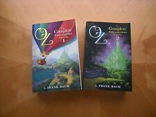 OZ: The Complete Collection (Volumes 1 & 2) by L. Frank Baum...2 NEW Softcovers