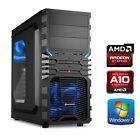 Komplett PC QuadCore AMD A8-7600 - 4x 3,80GHz - 1TB - 4GB - 16GB USB - WLAN-Win7