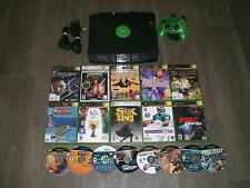 Xbox System w/ 18 gms! Halo 2, Star Wars Knights Old Republic! Console