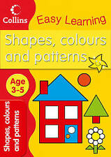 Shapes, Colours and Patterns by Collins Easy Learning (Paperback, 2008)
