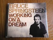 Bruce Springsteen: Working On A Dream, promo CD single, rare
