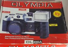 Vintage Olympia  DL 200A Camera. Boxed