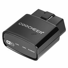 Wifi Wireless ABS OBD2 OBDII Interface Auto Car Diagnostic Scanner Scan Tool