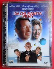 dvd jewel box da che pianeta vieni what planet are you from linda fiorentino f v