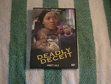 Deadly Deceit - Part 1 & 2 (DVD) O'King Production Ltd