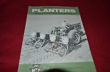 Massey Ferguson Planters For 1960 Dealers Brochure YABE6