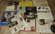 DEPECHE MODE 10 CLIPPING 10 coupures de presse articles Lot 02