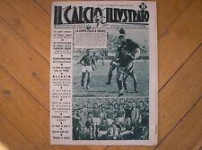 FIORENTINA VINCE COPPA ITALIA IL CALCIO ILLUSTRATO #25 1940 LIVORNO A FINALI C