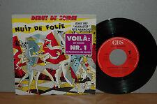 """7"""" DEBUT de soiree-Nuit de film/tout pour la danse vinyl single"""