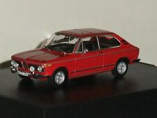 1:43 Minichamps Dealer Edition BMW 2000 Tii Touring - Red