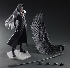 Play Arts Kai Final Fantasy VII 7 Advent Children Sephiroth Action Figure In Box