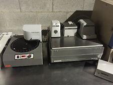 ABB BOMEM MODEL MB160PH IR SPECTROMETER WITH MODEL SKG5300G TABLET SAMPLER
