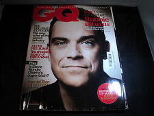 GQ November 2009 - Robbie Williams returns - how did Eton get so cool - Stevie
