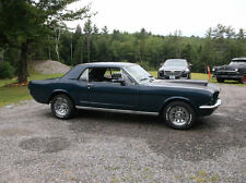 1966 Ford Mustang Deluxe