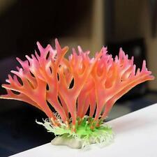 Nontoxic  Artificial Coral water ornament plant Fish Tank Aquarium Decor HOT2