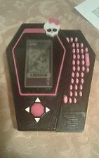 2009 Monster High iCoffin Handheld Electronic Game, Use To TEXT,Get Online! OOP