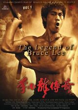 The Legend of Bruce Lee vol 1 - NEW DVD---FREE UPGRADE TO 1ST CLASS SHIPPING